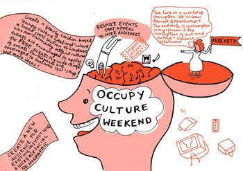 Occupy culture weekend